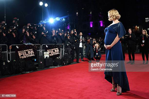 Actress Lea Seydoux attends the 'It's Only The End Of The World' BFI Flare Special Presentation screening during the 60th BFI London Film Festival at...