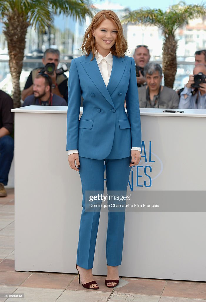 """Saint Laurent"" Photocall - The 67th Annual Cannes Film Festival : News Photo"