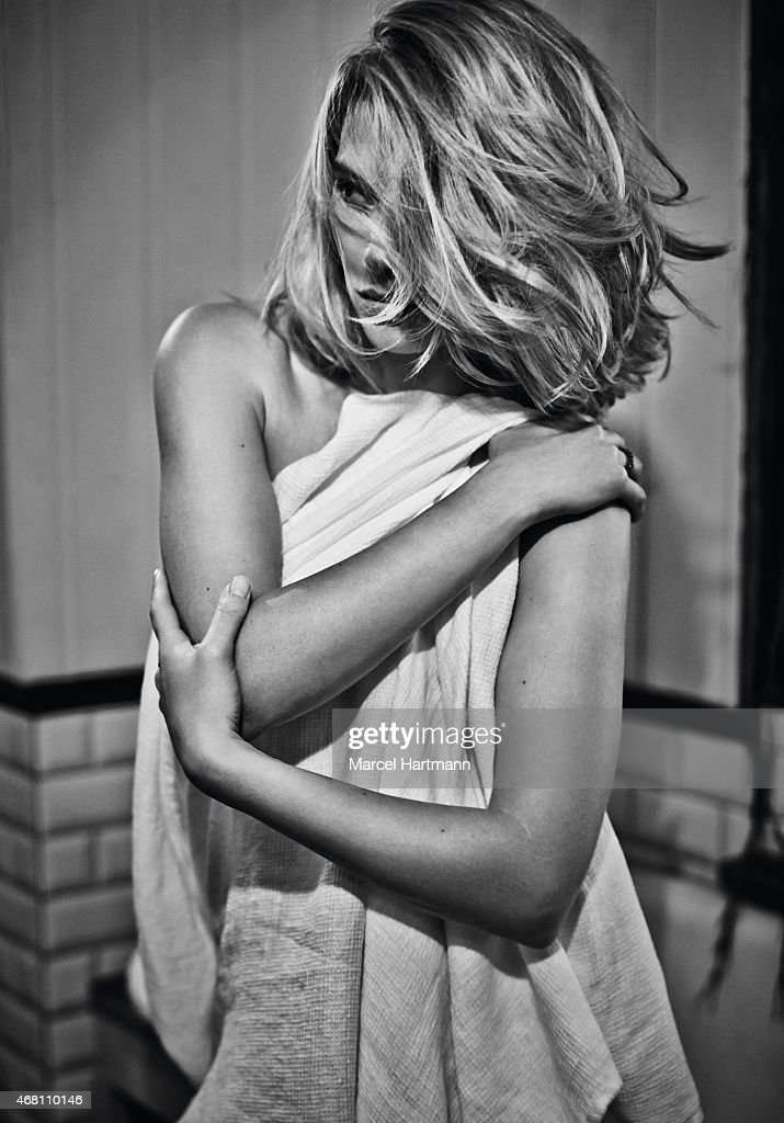 Lea Seydoux, Paris Match, March 2015 : News Photo