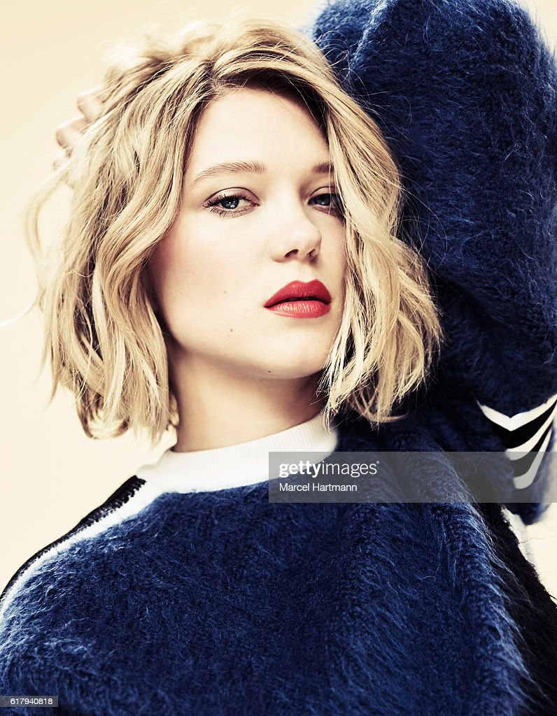Lea Seydoux, Self Assignment, June 2016