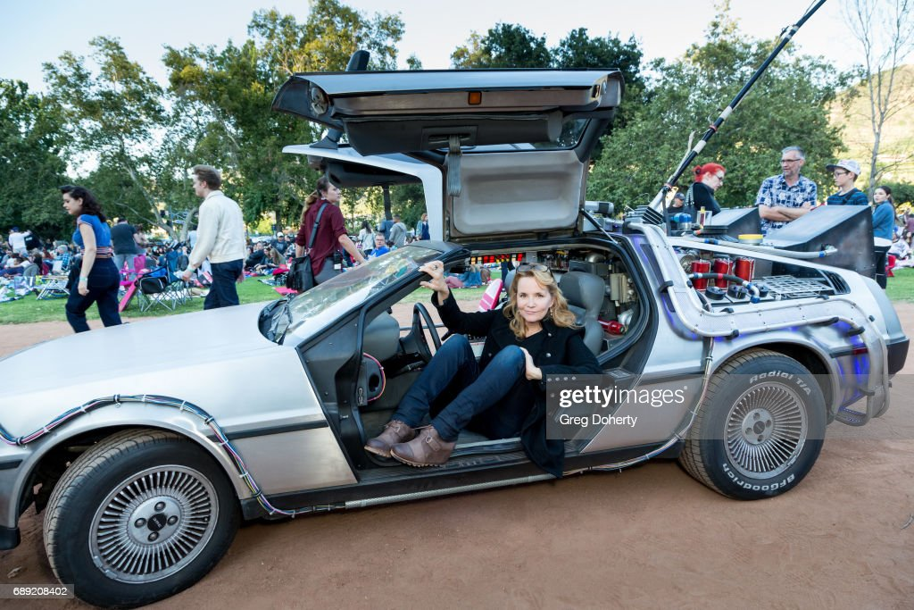 "Street Food Cinema Welcomes ""Back To The Future"" With Special Guest Lea Thompson"