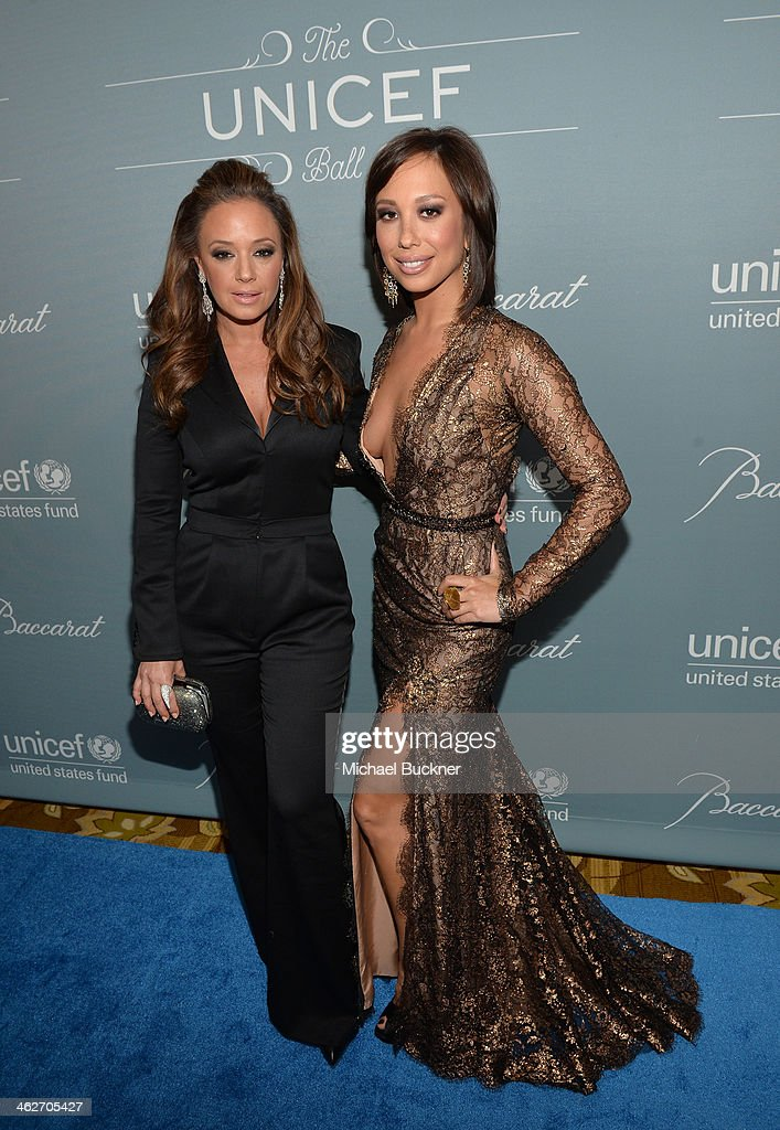 The 2014 UNICEF Ball Presented By Baccarat - Red Carpet : News Photo