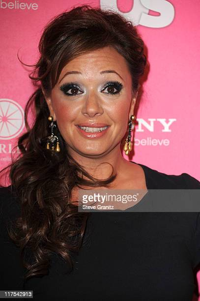 Actress Leah Remini attends the Us Weekly Hot Hollywood Style Issue Event at Drai's Hollywood on April 22, 2010 in Hollywood, California.