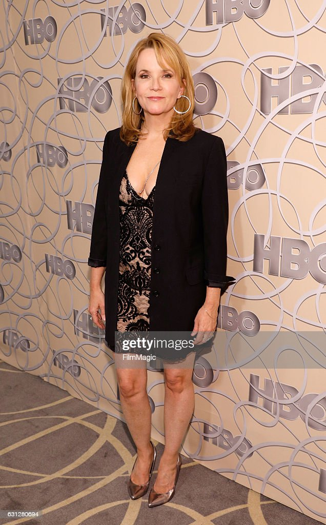 HBO's Official 2017 Golden Globe Awards After Party - Red Carpet
