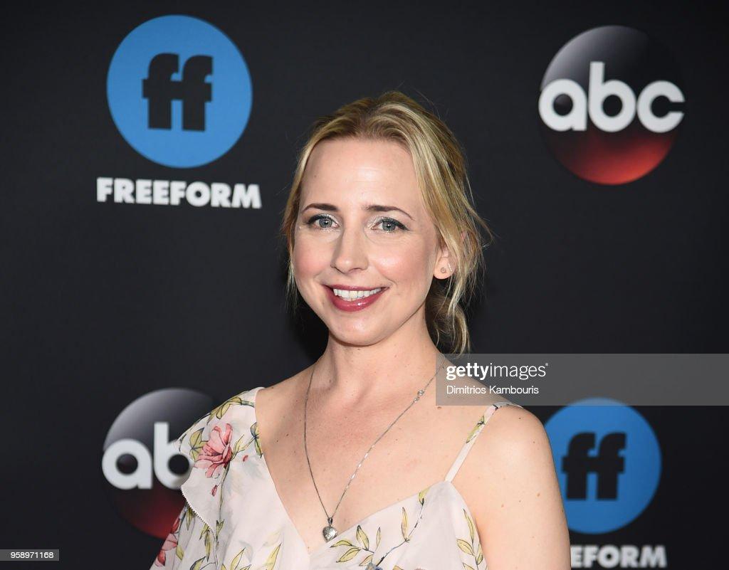 2018 Disney, ABC, Freeform Upfront : ニュース写真
