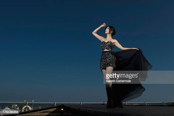 Actress Lee EunWoo during a portrait session at the 70th Venice International Film Festival on September 3 2013 in Venice Italy