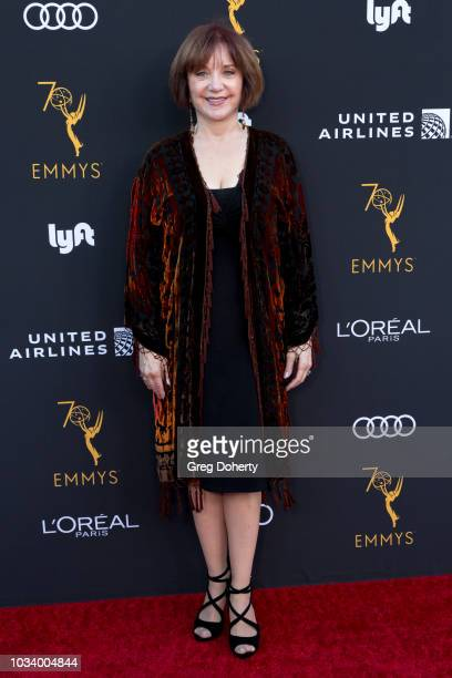 Actress Lee Garlington attends the Television Academy Honors Emmy Nominated Performers Reception at Wallis Annenberg Center for the Performing Arts...