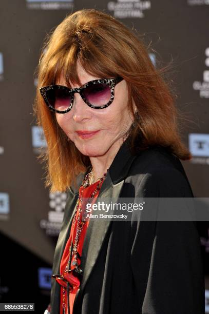 Actress Lee Grant attends 2017 TCM Classic Film Festival's opening night gala and 50th anniversary screening of In The Heat Of The Night at TCL...