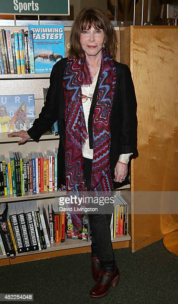 "Actress Lee Grant attends a signing for her new book ""I Said Yes to Everything"" at Barnes & Noble bookstore at The Grove on July 16, 2014 in Los..."