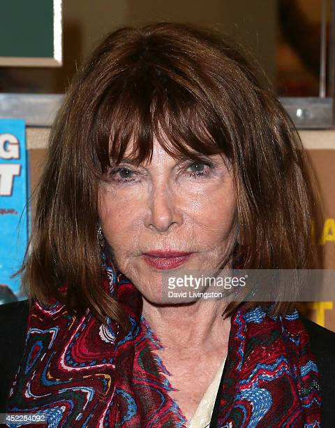 Actress Lee Grant attends a signing for her new book I Said Yes to Everything at Barnes Noble bookstore at The Grove on July 16 2014 in Los Angeles...