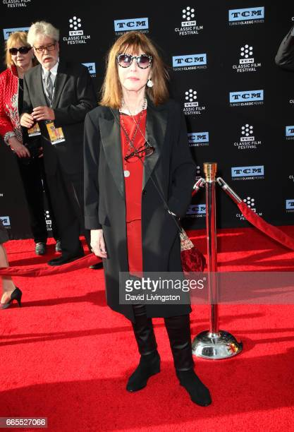 Actress Lee Grant attends the 2017 TCM Classic Film Festival's Opening Night Gala and 50th Anniversary Screening of In The Heat of the Night at TCL...
