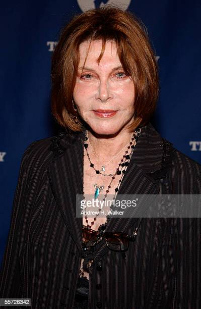 Actress Lee Grant attends the 26th Annual News and Documentary Emmy Awards on September 19 2005 in New York City