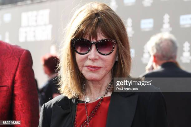 Actress Lee Grant attends the 50th anniversary screening of In The Heat Of The Night at the 2017 TCM Classic Film Festival opening night gala at TCL...