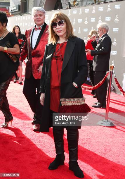 "Actress Lee Grant attends the 50th anniversary screening of ""In The Heat Of The Night"" at the 2017 TCM Classic Film Festival opening night gala at..."