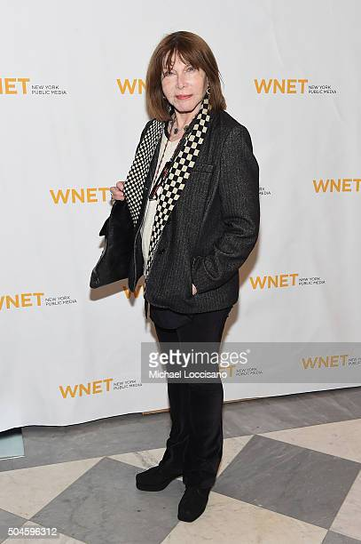 Actress Lee Grant attends the Mike Nichols American Masters world premiere at The Paley Center for Media on January 11 2016 in New York City