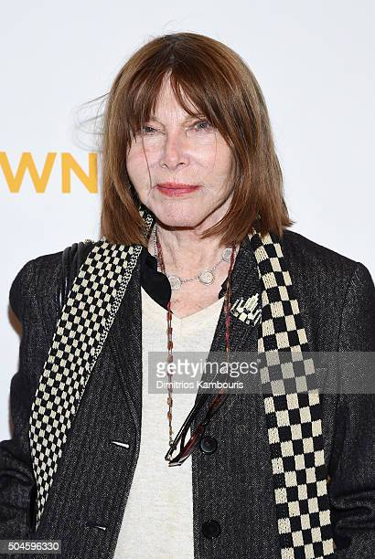 "Actress Lee Grant attends the ""Mike Nichols: American Masters"" world premiere at The Paley Center for Media on January 11, 2016 in New York City."