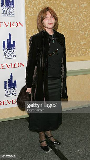 Actress Lee Grant attends the Women in Film and Televisions Annual Muse Awards at the New York Hilton Hotel on December 16, 2004 in New York City.
