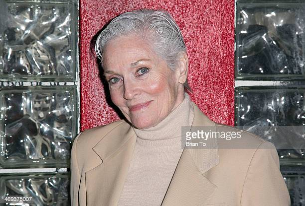 Actress Lee Meriwether attends Hollywood Reel Independent Film Festival awards ceremony at New Beverly Cinema on February 13 2014 in Los Angeles...