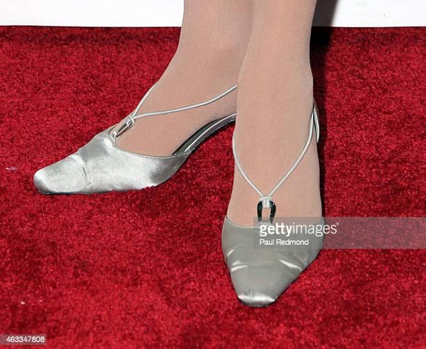 Actress Lee Meriwether attends the Pasadena International Film Festival Opening Night Gala at Westin Pasadena on February 12 2015 in Pasadena...