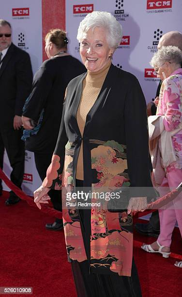 Actress Lee Merriweather arriving at the TCM Classic Film Festival 2016 Opening Night Gala 40th Anniversary Screening Of All The President's Men at...