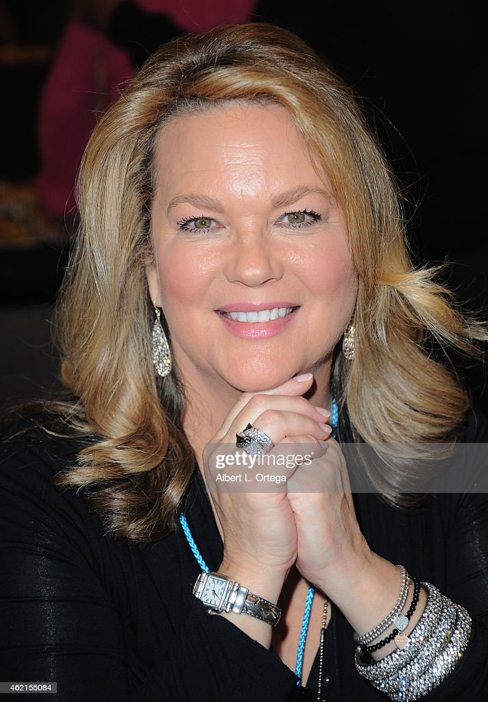 Actress Leeann Hunley at The Hollywood Show held at The Westin Hotel LAX on January 24, 2015 in Los Angeles, California.