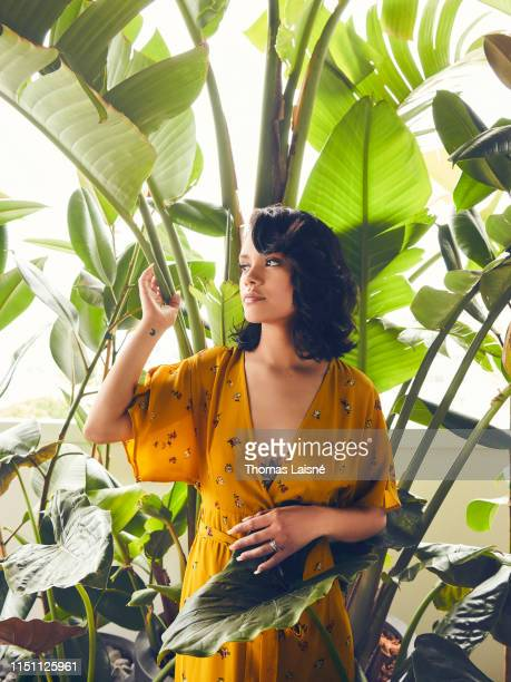 Actress Leidi Gutierrez poses for a portrait on May 21 2019 in Cannes France