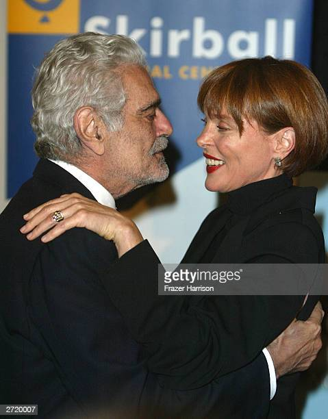 Actress Leigh TaylorYoung is reunited with her costar Omar Sharif in the movie The Horseman after over 30 years at the American Film Institute...