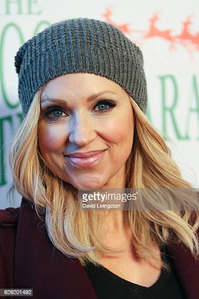 Actress LeighAllyn Baker arrives at the 85th Annual Hollywood Christmas Parade on November 27 2016 in Hollywood California