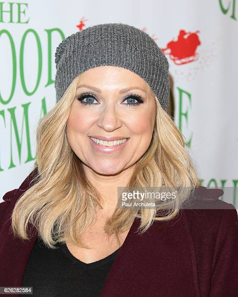 Actress LeighAllyn Baker attends the 85th Annual Hollywood Christmas Parade on November 27 2016 in Hollywood California