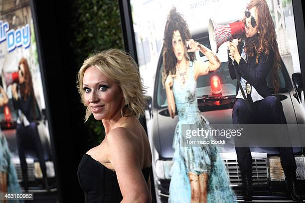 Actress LeighAllyn Baker attends the Disney Channel Original Movie Bad Hair Day Los Angeles premiere held at the Walt Disney Studios on February 10...
