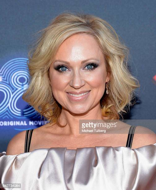 Actress LeighAllyn Baker attends the premiere of 100th Disney Channel Original Movie Adventures In Babysitting and celebration of all DCOMS at...