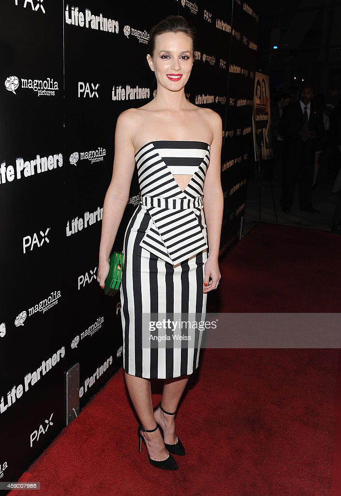 "Premiere Of Magnolia Pictures' ""Life Partners"" - Red Carpet"