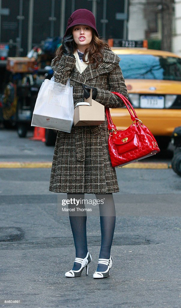 Celebrity Sightings in New York - February, 2 2009 : News Photo