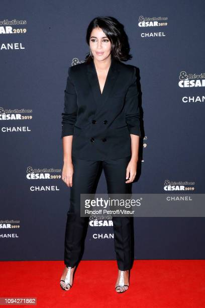 Actress Leila Bekhti attends the 'Cesar Revelations 2019' at Le Petit Palais on January 14 2019 in Paris France