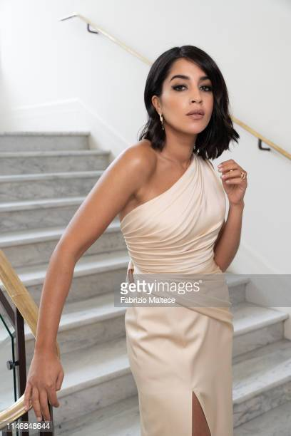 Actress Leila Bekhti poses for a portrait on May 19 2019 in Cannes France