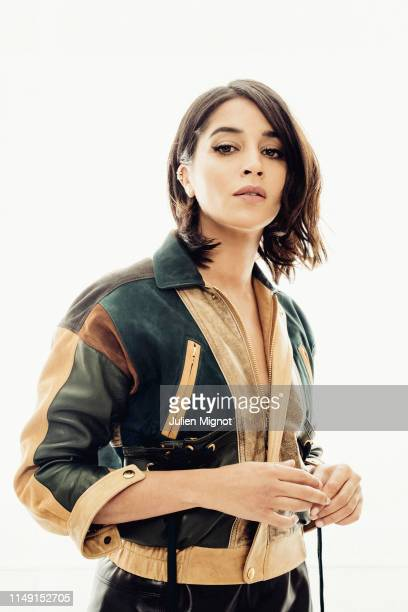 Actress Leïla Bekhti poses for a portrait on May 18 2019 in Cannes France