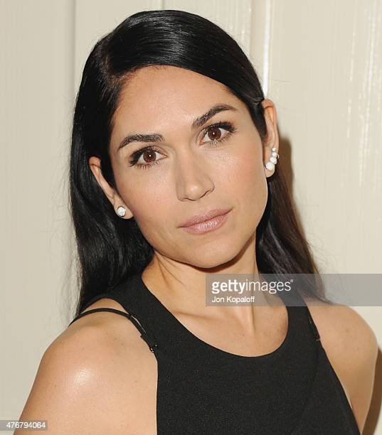 Actress Lela Loren arrives at TheWrap's 2nd Annual Emmy Party at The London on June 11 2015 in West Hollywood California