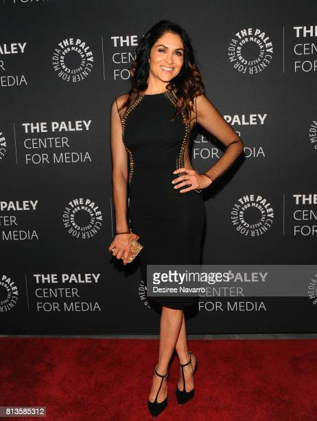 Actress Lela Loren attends PaleyLive NY Presents An Evening with the Cast and Creative Team of 'Power' at The Paley Center for Media on July 12 2017...
