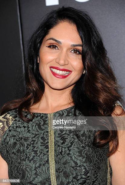 Actress Lela Loren attends 'Power' Season 3 New York Premiere at SVA Theatre on June 22 2016 in New York City