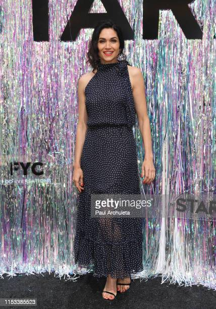 Actress Lela Loren attends the Starz FYC Day at The Atrium at Westfield Century City on June 02 2019 in Los Angeles California