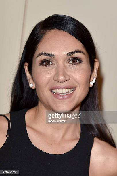 Actress Lela Loren attends TheWrap's 2nd annual Emmy party at The London Hotel on June 11 2015 in West Hollywood California