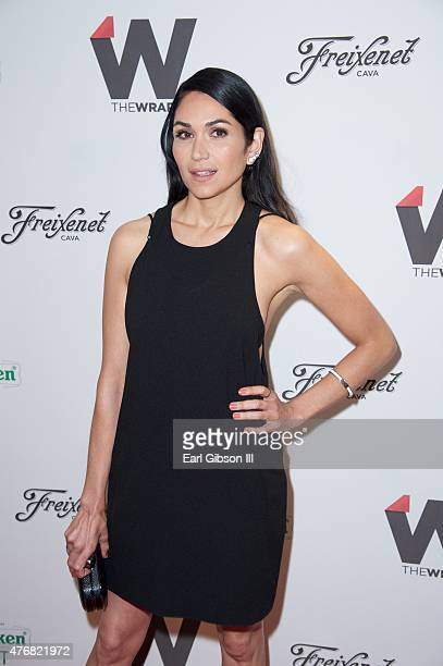 Actress Lela Loren attends TheWrap's 2nd Annual Emmy Party at The London on June 11 2015 in West Hollywood California