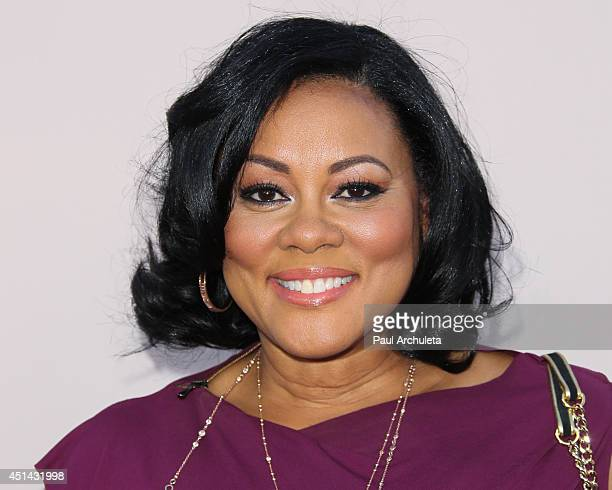 Actress Lela Rochon attends the Pre BET Awards Dinner at Milk Studios on June 28 2014 in Los Angeles California