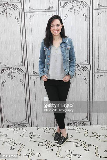 Actress Lena Hall attends AOL Build Speaker Series 'Sin Salvation Live At the Carlyle' at AOL Studios In New York on June 10 2016 in New York City