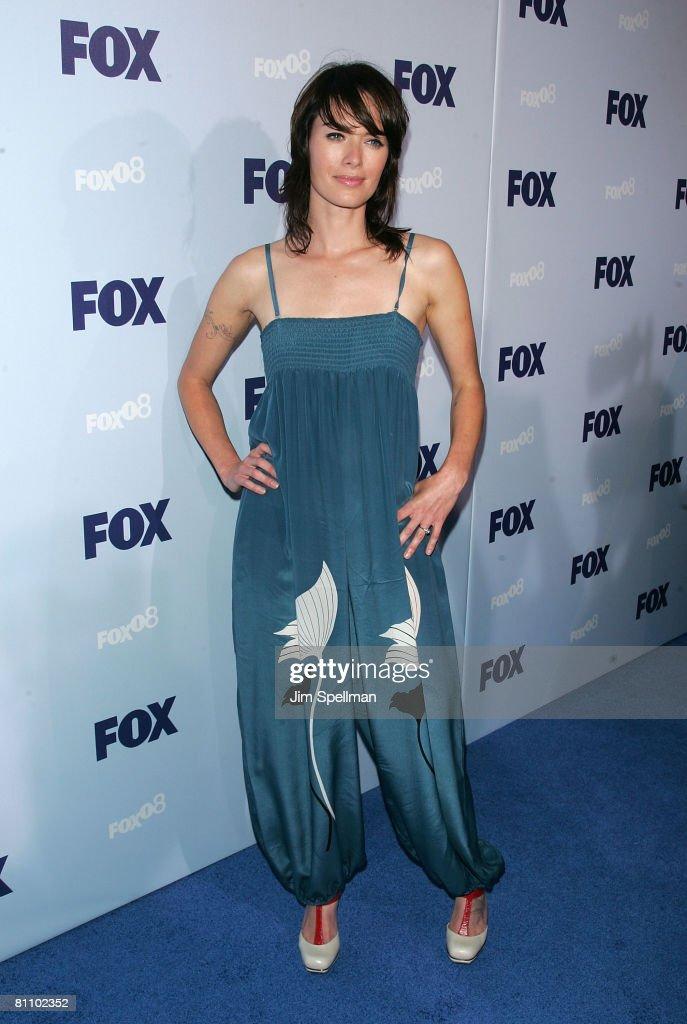2008 FOX UpFront - Arrivals : News Photo