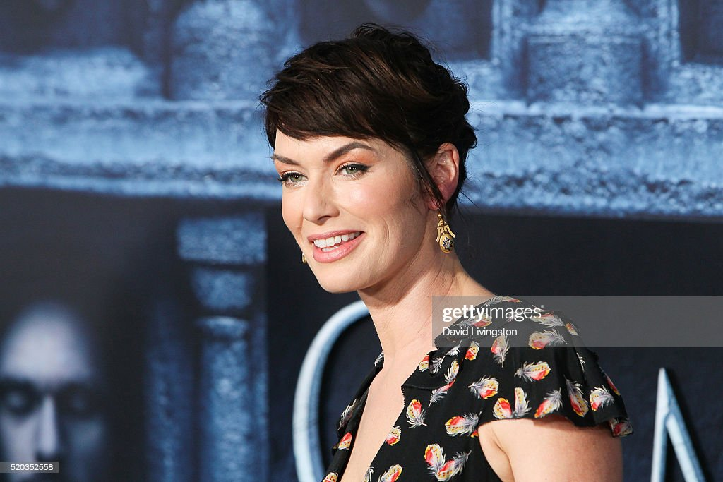 "Premiere Of HBO's ""Game Of Thrones"" Season 6 - Arrivals : News Photo"