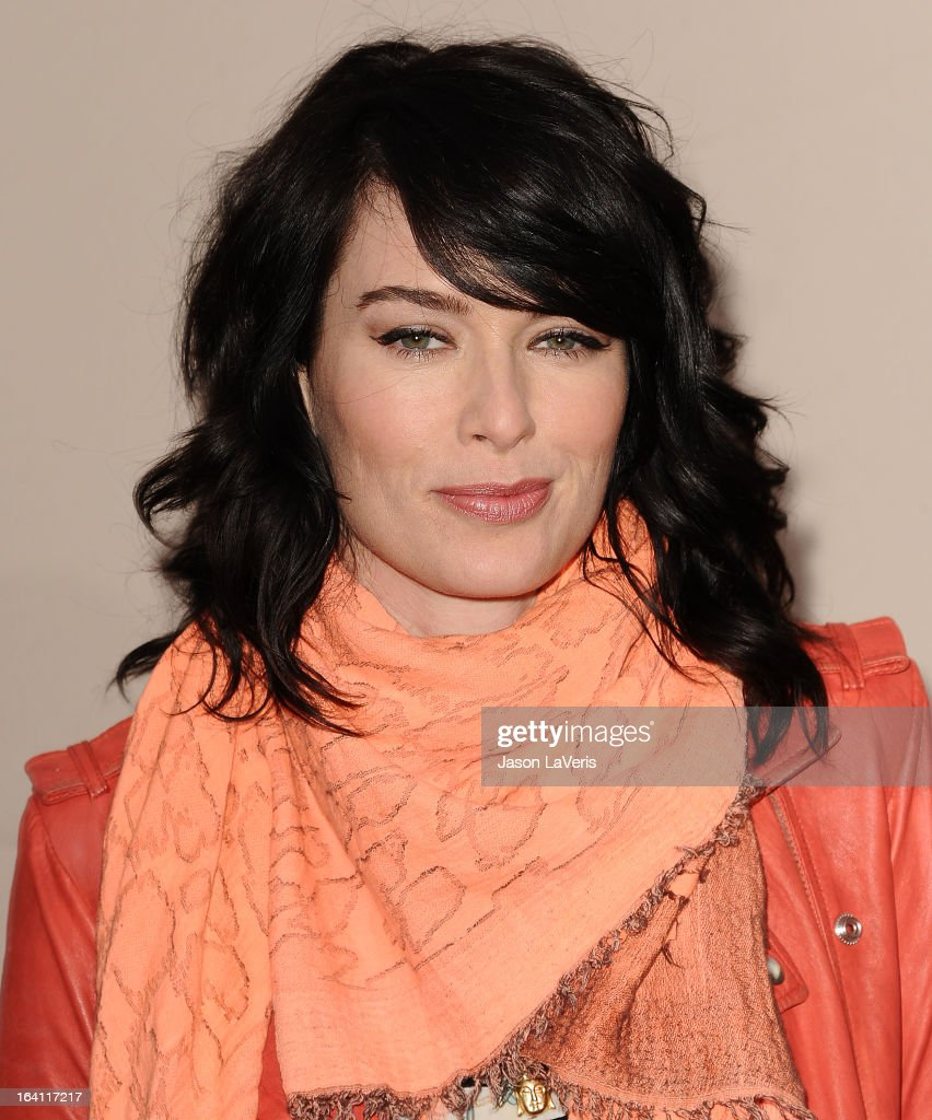Actress Lena Headey attends an evening with 'Game Of Thrones' at TCL Chinese Theatre on March 19, 2013 in Hollywood, California.