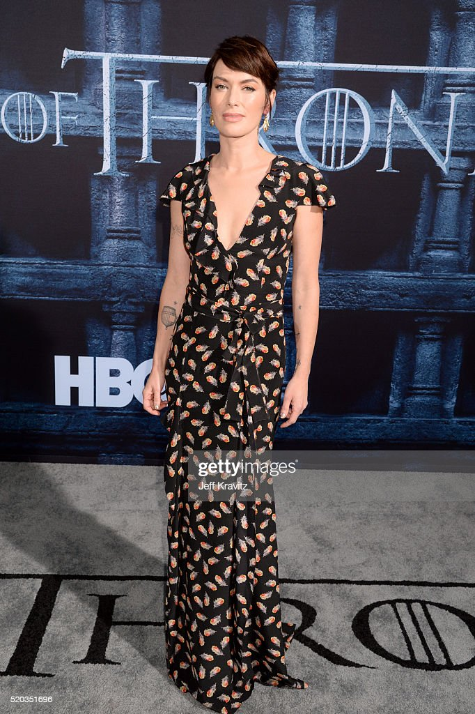 "Los Angeles Premiere For The Sixth Season Of HBO's ""Game Of Thrones"""