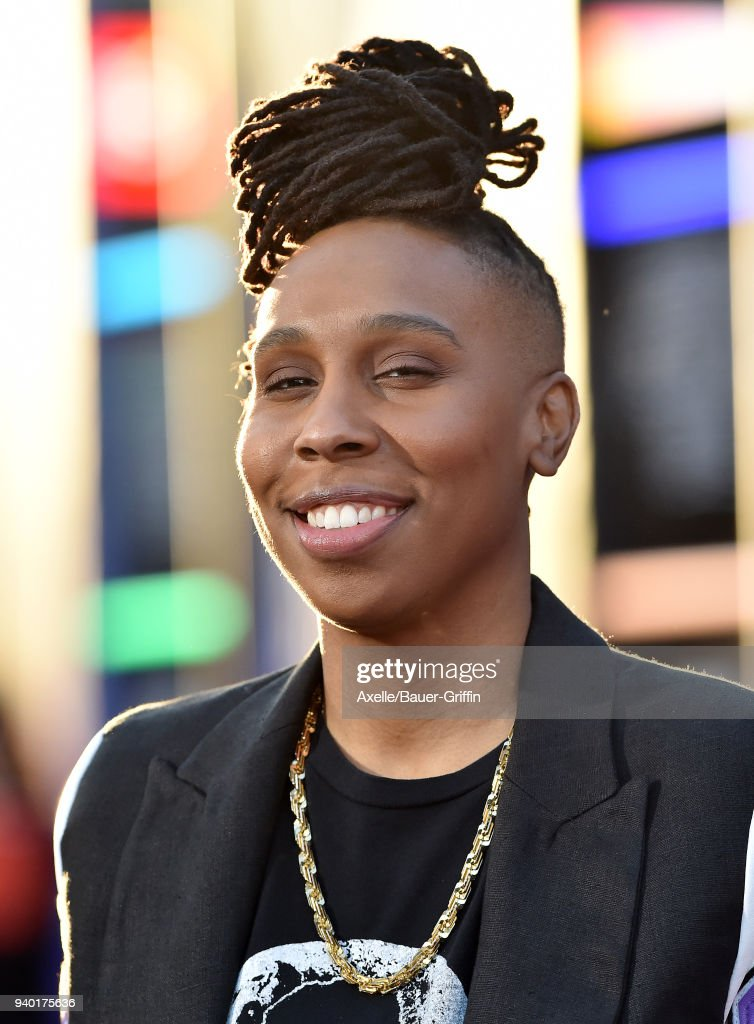 Actress Lena Waithe arrives at the Premiere of Warner Bros. Pictures' 'Ready Player One' at Dolby Theatre on March 26, 2018 in Hollywood, California.