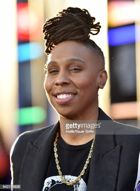 Actress Lena Waithe arrives at the Premiere of Warner Bros Pictures' 'Ready Player One' at Dolby Theatre on March 26 2018 in Hollywood California